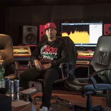Hiphop colectivo O-tr3s Luisito Barrio